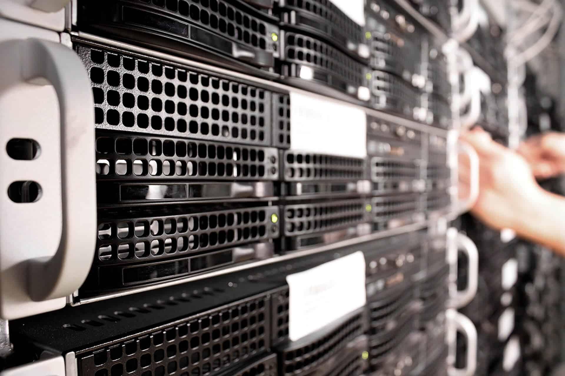Un serveur de stockage des données web