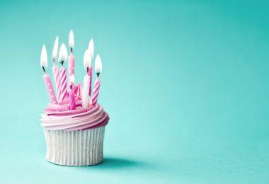 joyeux anniversaire simple