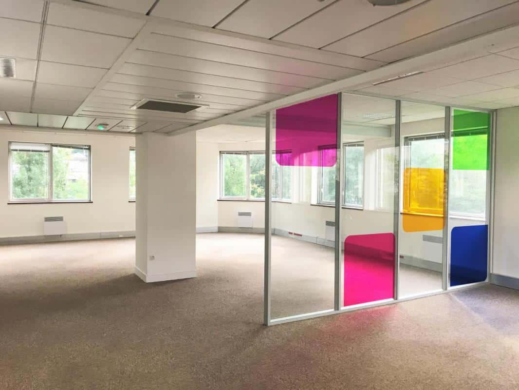 Un espace pour louer des bureaux