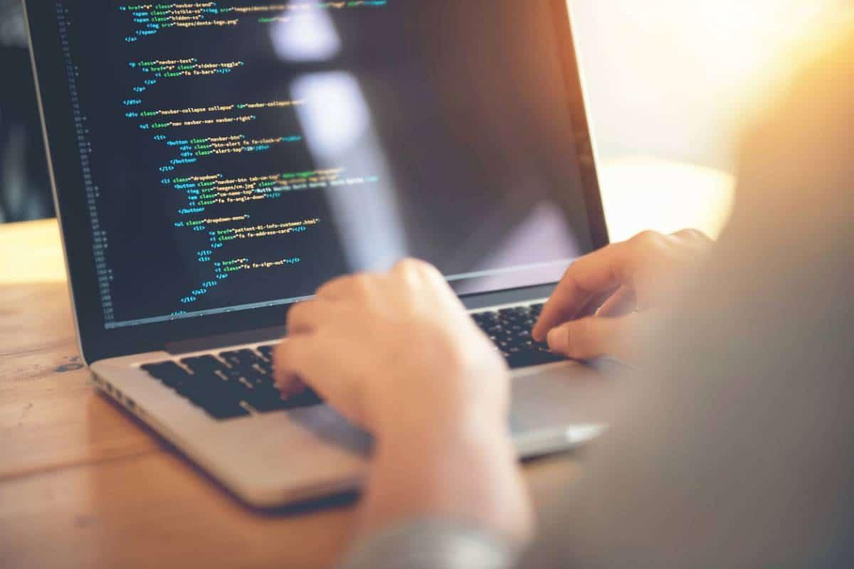 Création d'un site web par un développeur web