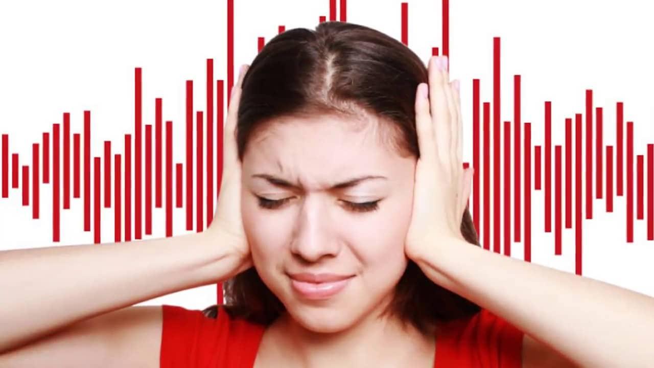 Perturbations sonores dues aux acouphènes