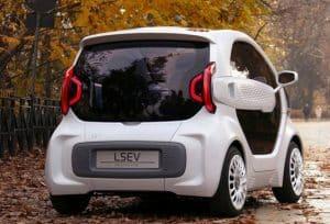 voiture hybride en impression 3d