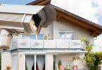 Une maison sous vidéosurveillance